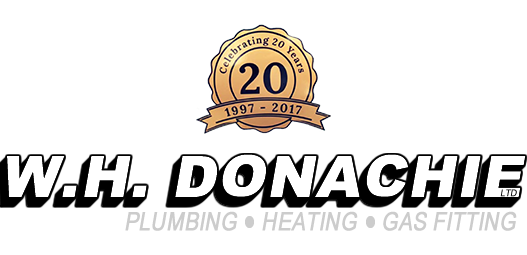 WH Donachie Dundee - Plumbers and Heating Engineers
